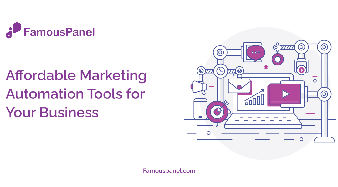 Affordable Marketing Automation Tools For Your Business