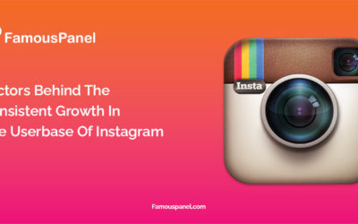 Factors Behind The Consistent Growth In The Userbase Of Instagram