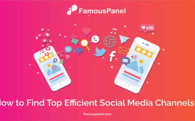 How To Find Top Efficient Social Media Channels?