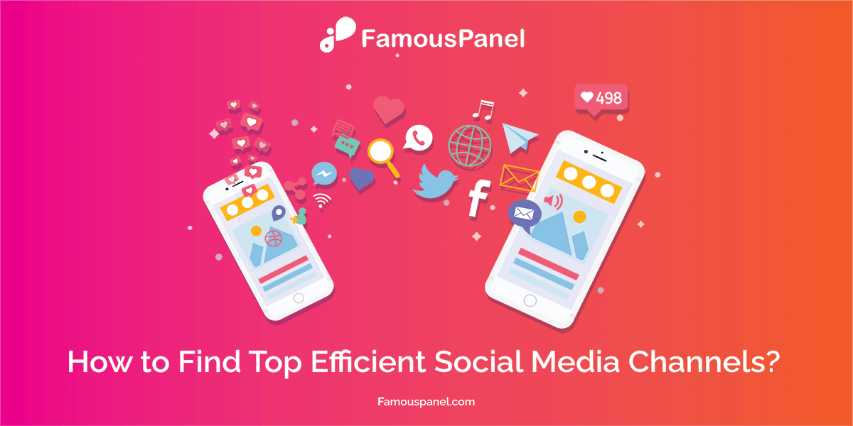How To Find Top Efficient Social Media Channels