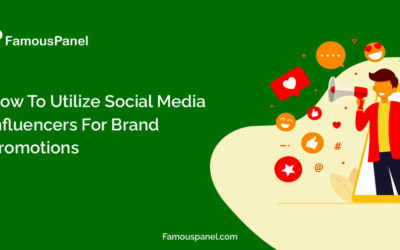 How To Utilize Social Media Influencers For Brand Promotions