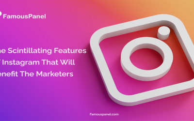 The Scintillating Features Of Instagram That Will Benefit The Marketers